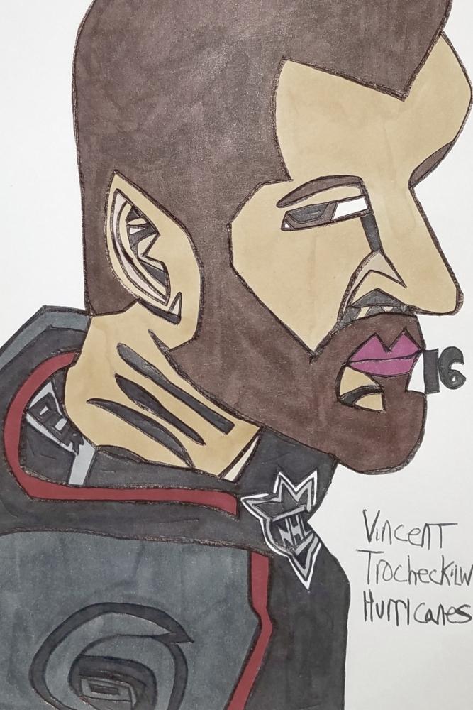 Vincent Trocheck par armattock
